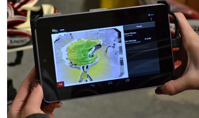 DPI-8 Hand-Held Scanner - 3D Laser Scanning