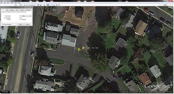GPS Coordinates 5