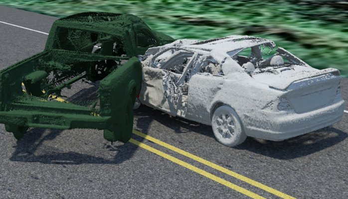 Car Collision/Accident Reconstruction