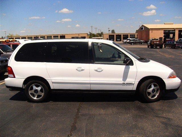 2001 Ford Winstar Minivan
