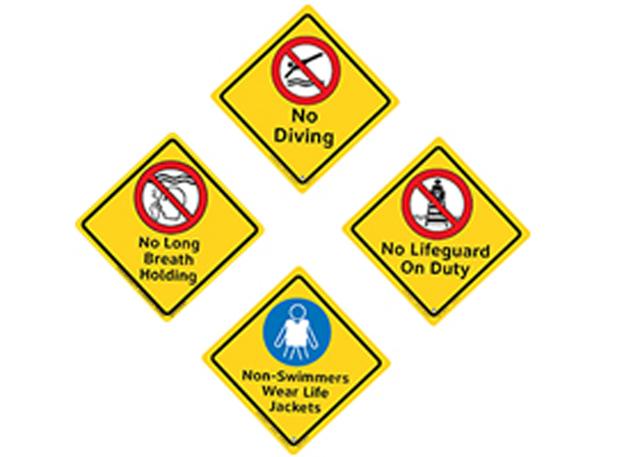 Safety Signs For Kids
