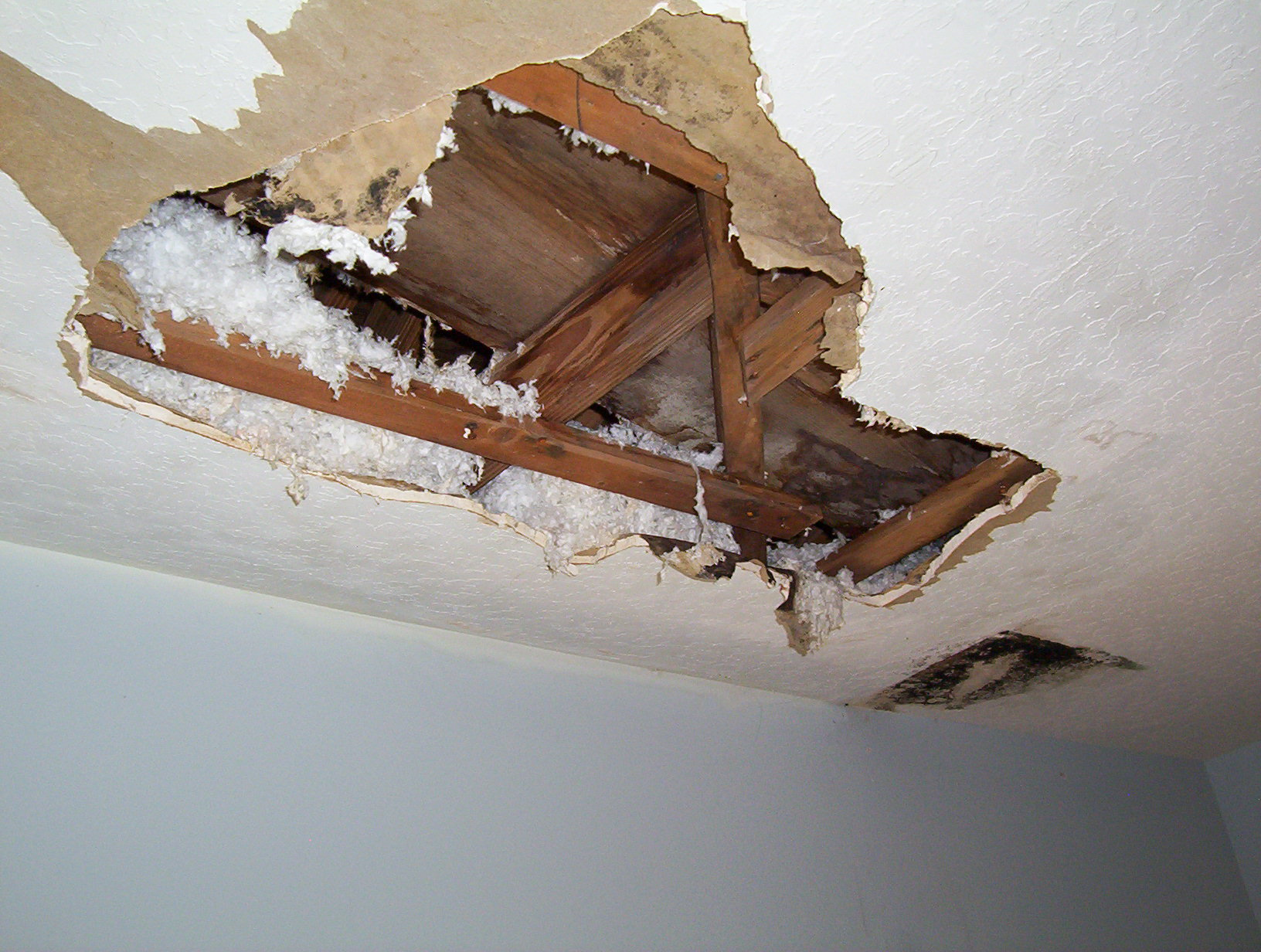 Water Infiltration Results In Home Damage Djs Associates