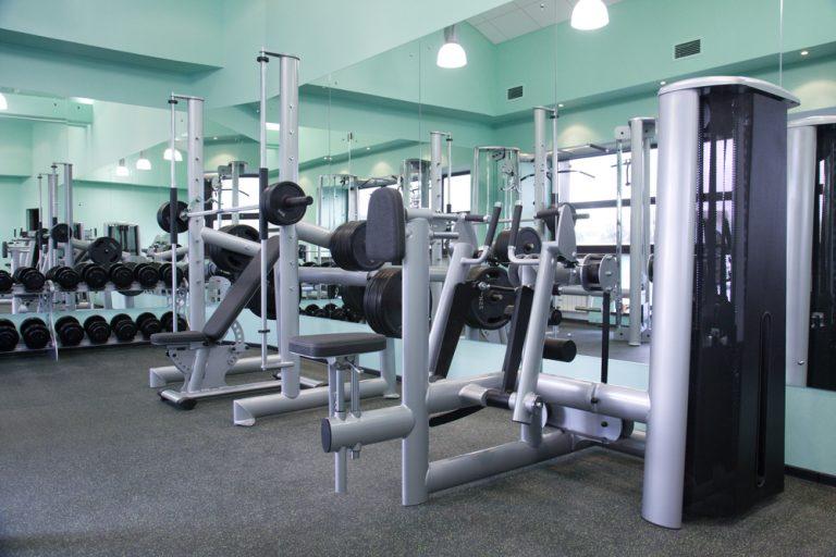defective gym equipment