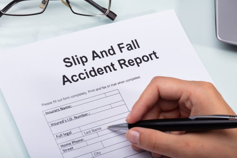 Slip and Fall Expert Witness