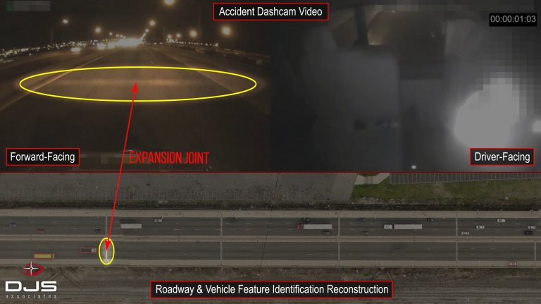 forensic-animation-dashcam-video