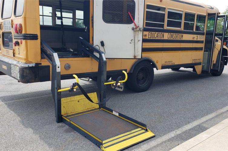 School Bus Lift